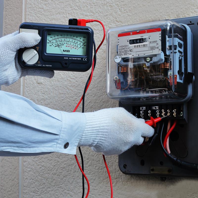 電気工事(受変電設備の設置・点検、各種機器取付・配線)の設計施工